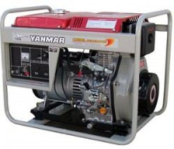 Yanmar YDG 6600 TN-5EB2 electric